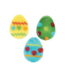 Easter Egg Charms - OrientalTrading.com