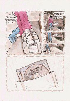 Memorias de una dibujante responsable y otros cuentos sobre Superchicas.: Ruégame Página 4 final