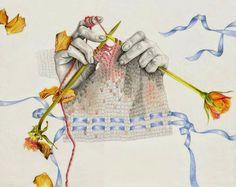 Bichus Amigurumis: Mujeres trabajadoras, mujeres tejedoras