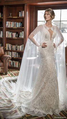 """Naama   Anat 2018 Wedding Dresses — """"The Star in You"""" Bridal Collection b7c5b55172c6"""
