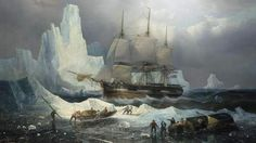 Wreck Of Franklin Expedition Ship Discovered - Legend says the crews of the ill-fated ships resorted to cannibalism - but the wreckage could help solve the Franklin mystery.