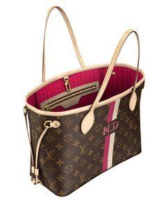 Louis Vuitton Mon Monogram Neverfull - LOVE