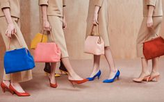 How to Shop the Mansur Gavriel Fall Collection Before It Sells Out. Hint: do it…sells out.