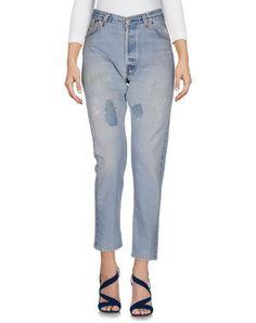 Prezzi e Sconti: #Re/done by levi's pantaloni jeans donna Blu  ad Euro 75.00 in #Re done by levis #Donna jeans pantaloni jeans