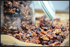 Garnkofilia: GRANOLA DYNIOWA - bezglutenowa Granola, Cereal, Gluten Free, Breakfast, Food, Glutenfree, Morning Coffee, Muesli, Sin Gluten