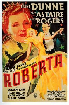 Roberta (1935) | Irene Dunne, Fred Astaire, Ginger Rogers