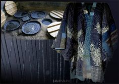 JAPAN 藍染め体験 discovery-japan.net sashikoembroidery.com Indigo Dyeing in Mashiko, Japan