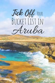 Cool things to do in Aruba - If you thought you could relax in Aruba - you got it all wrong! Places To Travel, Travel Destinations, Travel Europe, Travel Things, Oranjestad Aruba, Relaxing Holidays, San Francisco, Single Travel, Wanderlust