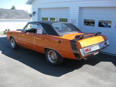 """1970 Dodge Dart """"Swinger"""" Dodge Muscle Cars, Best Muscle Cars, American Muscle Cars, Drag Racing, Auto Racing, Plymouth Barracuda, Chevy Nova, Dodge Dart, All Cars"""