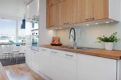 linda cozinha modulada