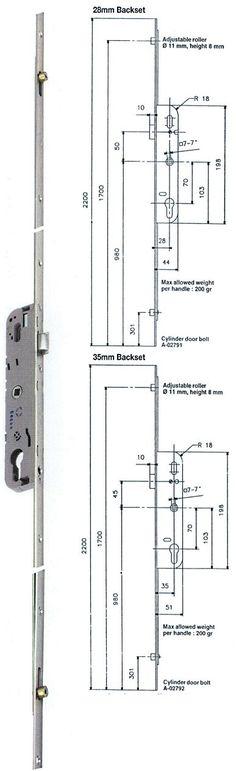 51 Best Sargent Mortise Locks images Door latches, Locks, Mortise lock