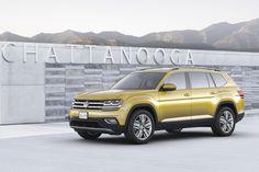 VW Atlas Selling Like Hotcakes In The U.S.