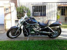 Harley Davidson V ROD, Martínez, Bs.As.
