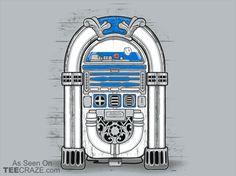 In a Galaxy Bar Far Away T-Shirt