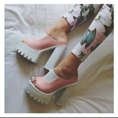 Highlights pink #shoes