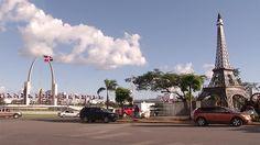 Rechazan instalación de réplica de la Torre Eiffel en la Plaza de la Bandera [VIDEO]