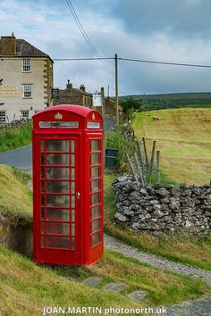 KELD 05A - K6 Telephone Box, Keld Telephone Booth, Vintage Telephone, Yorkshire Dales, North Yorkshire, Pub Signs, Post Box, Cumbria, British Isles, Beautiful Islands