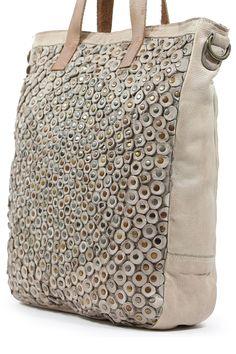 1162b8b2c2 Dip Dye Leather Tote by Old Trend on  HauteLook Messenger Bag Backpack