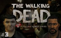 The Walking Dead Season 1 - Episode 2 (Starved For Help) - Part 3 (Dinne...