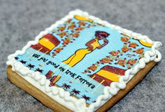 Freedom Day Cookies South Africa, Afrikaans, edible images Freedom Day, Chilli Recipes, Afrikaans, Fig, South Africa, Southern, Cookies, Cake, Desserts