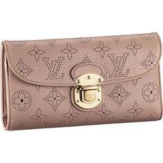 Louis vuitton fair trade wallet leather.