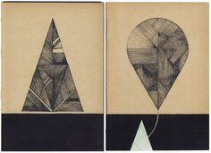 book pages  art by Louis Reith
