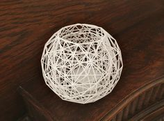 Net - Tea Light by scientist2010 on Shapeways