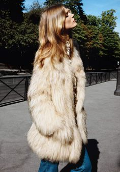 Malgosia Bela by Angelo Pennetta for Vogue Paris November 2015 2