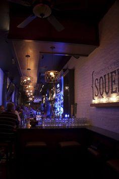 Squeeze Bar - Charleston, South Carolina