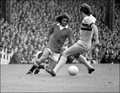 There is nobody else like George Best