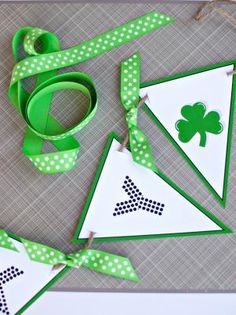 Printable Banner for St. Patrick's Day | Easy Crafts and Homemade Decorating & Gift Ideas | HGTV