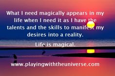 Use your Magical Abilities. You can manifest the life you want and have some wonderful ideas that will assist you in manifesting the material needs you desire in magical and unexpected ways. Keep your thoughts focused and your communications with others clear and concise. You are almost to your next goal.   A happy ending is coming and it is bringing itself full circle to a successful new beginning and it is possible because of the growth and advancement you have been doing for yourself and…