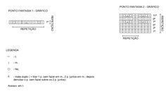 TAMANHO:  0 a 3 meses   MATERIAL:  PINGOUIN BIMBO – 1 novelo na cor 4302 (soft);  ag. para tricô PINGOUIN nº 4 ½;  ag. para crochê PING...