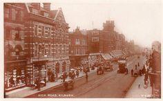 High Road Kilburn c. 1906
