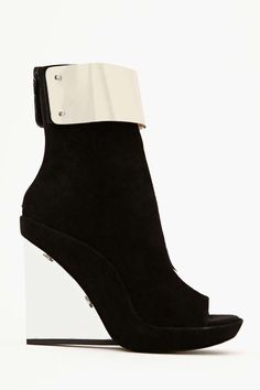 Jeffrey Campbell Roni Wedge Boot | Shop Shoes at Nasty Gal