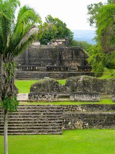 Xunantunich, San Jose Succotz, Belize Belize Honeymoon, Countries In Central America, Mesoamerican, Ancient Aliens, San Jose, Caribbean, Places To Go, Beautiful Places, Bucket