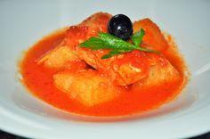 evviva il #baccalà alla #salsa di #pomodoro
