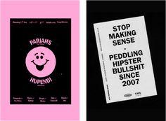 Wonder Room, poster designs