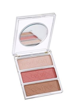This changed my life. Ultimate Contour Palette  by Napoleon Perdis. Kate Moss cheekbones without the genetics....