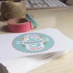 Petit Bonheur Du Jour Les Nouvelles Cartes De Visite Sont Arrives Petitbonheurtralala Bazarvintage Vintageshop Petitbonheurdujour