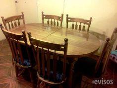 Se vende comedor seis sillas  Se vende comedor seis sillas (tapiz azul), en buenas  ..  http://vina-del-mar.evisos.cl/se-vende-comedor-seis-sillas-id-612632