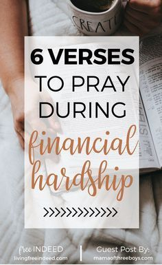 Bible Verse About Verses To Pray During Financial Hardship - Free Indeed Prayer For Financial Help, Prayer For Finances, Financial Prayers, Financial Peace, Prayer Scriptures, Bible Prayers, Faith Prayer, Bible Verses, Serenity Prayer