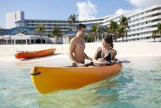 Sheraton Nassau Beach Resort & Casino   Nassau, Bahamas   Beach Activities   #travel #nassau #bahamas #beachvacation #familyvacation