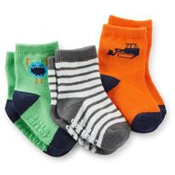 3-Pack Monster Socks