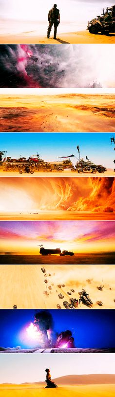 Mad Max: Fury Road - John Seale (Cinematographer) #Cinematography