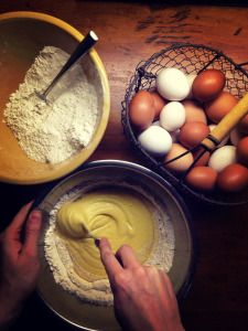 What to do with too many chicken eggs