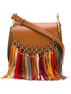 Achetez Chloé 'Hudson' multicoloured fringe shoulder bag en Luisa World from the world's best independent boutiques at farfetch.com. Découvrez 400 boutiques à la même adresse.