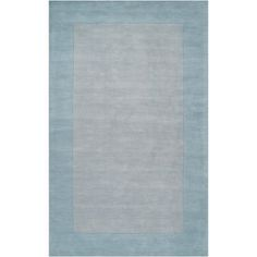 Art of Knot Elkmont 2' x 3' Rug, Silver