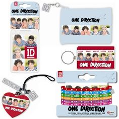 One Direction: One Direction Collectors Mobile Set One Direction One Direction One Direction Like Like Like