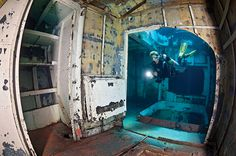 Kittiwake, Grand Cayman shipwreck #diving